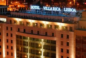 Vip Executive Villa Rica Hotel