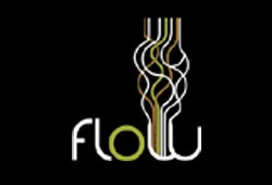Flow - motion flower design