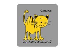 Creche Gato Amarelo