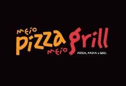 Meio Pizza Meio Grill