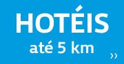 Hoteis até 5 Km